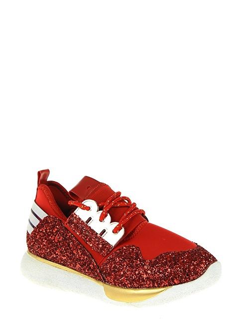 Roberto Lorenzo Ayakkabı Kırmızı